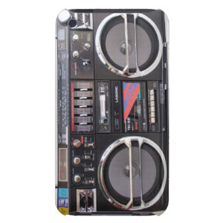 Classic Boombox iPod Touch Cases
