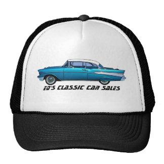 Classic car 1957 Chevy BelAire Cap