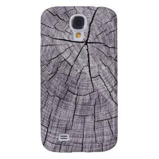 Classic cut wood texture HTC Vivid Case