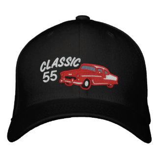 Classic Fifties Vintage Car Customizable Year Baseball Cap