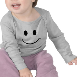 Classic Happy Face T Shirt