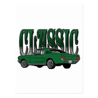 Classic Hotrod Gifts Postcard