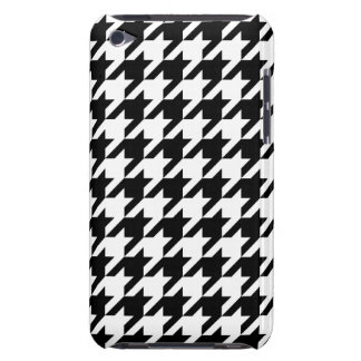 Classic Houndstooth Pattern iPod Touch Case