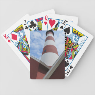 Classic Lighthouse Bicycle Playing Cards