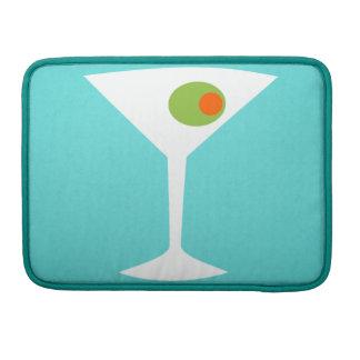 Classic Movie Martini MacBook Pro Sleeve