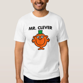 Classic Mr. Clever Logo Tee Shirt