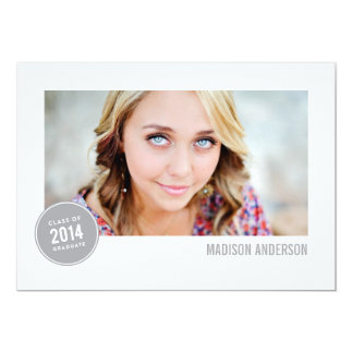 Classic of 2014 Badge | Graduation Invitation