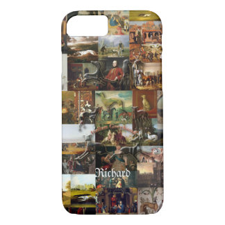 classic-paint with Iggies2 for iPhone 7 case
