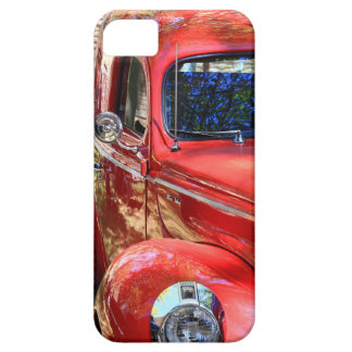Classic Red Car Barely There iPhone 5 Case