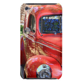 Classic Red Car iPod Touch Cases