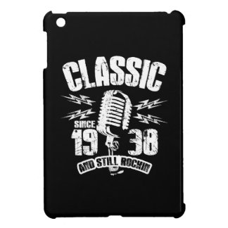 Classic Since 1938 And Still Rockin iPad Mini Cover