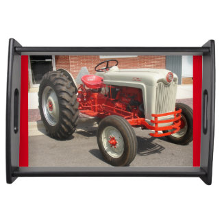 Classic Tractor Serving Tray