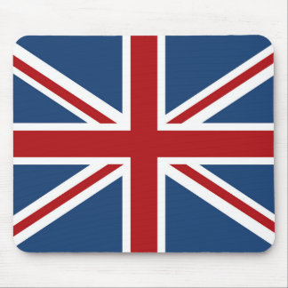 Classic Union Jack UK Flag Mouse Pad