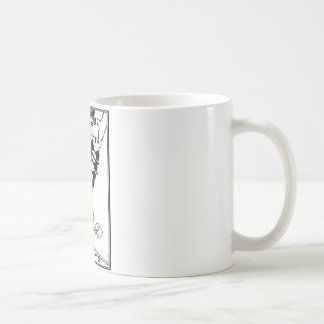 Classic white mug-Piedmont Highland Dance Coffee Mug