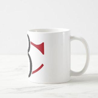 Classic White Mug with C3 Logo
