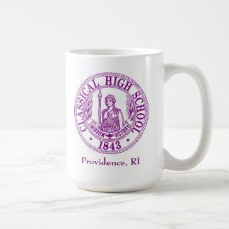 Classical High School Providence RI Mug