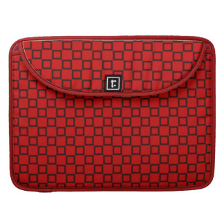Classical red black Rickshaw Flap Sleeve