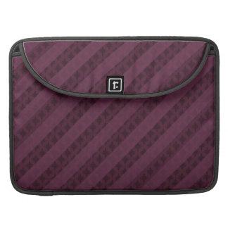 "Classy Crimson Custom MacBook Pro 15"" Case Sleeves For MacBook Pro"