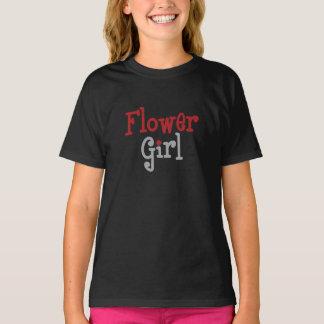Classy Flower Girl T-Shirt