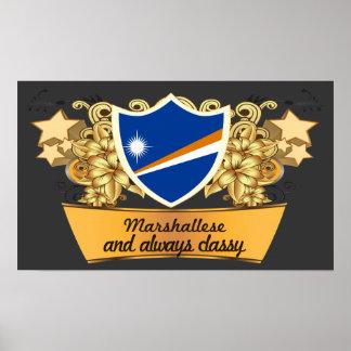 Classy Marshallese Print