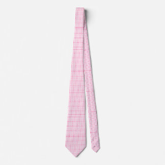 Classy Pink Dots Tie