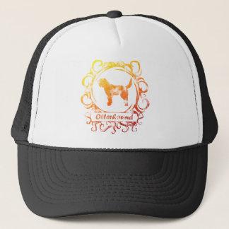 Classy Weathered Otterhound Trucker Hat
