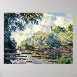 Claude Monet 3 Print