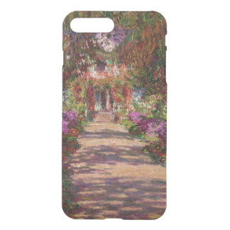 Claude Monet | A Pathway in Monet's Garden iPhone 8 Plus/7 Plus Case