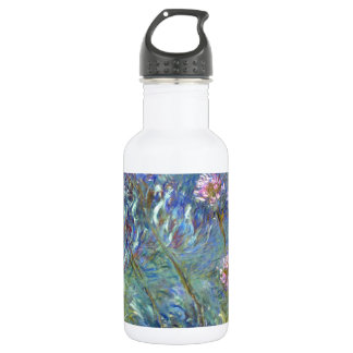 Claude Monet Agapanthus 532 Ml Water Bottle
