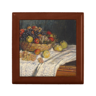 Claude Monet - Apples and Grapes Gift Box
