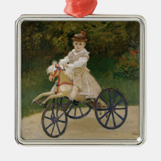 Claude Monet Christmas Ornament