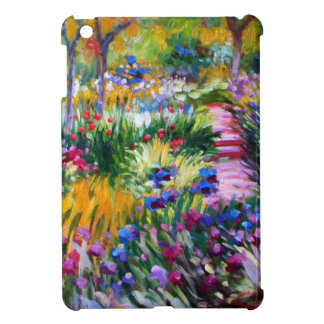 Claude Monet: Iris Garden by Giverny iPad Mini Covers