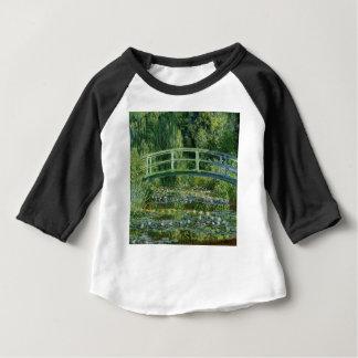 Claude Monet - Japanese Bridge Baby T-Shirt