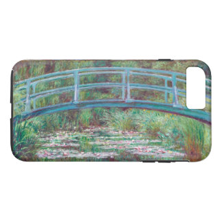 Claude Monet Japanese Footbridge Vintage Fine Art iPhone 8 Plus/7 Plus Case
