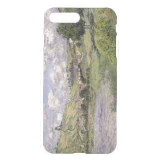 Claude Monet | Landscape, Vetheuil, 1879 iPhone 8 Plus/7 Plus Case