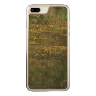 Claude Monet - Le Bassin des Nympheas Carved iPhone 8 Plus/7 Plus Case