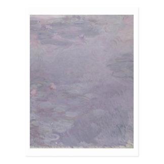 Claude Monet   Light-coloured Waterlilies Postcard