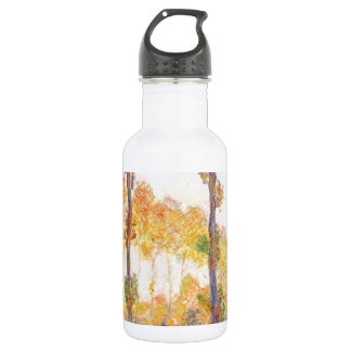 Claude Monet // Poplars (Autumn) 1891 532 Ml Water Bottle