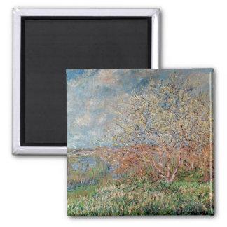 Claude Monet   Spring, 1880-82 Magnet