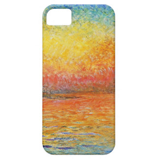 Claude Monet Sunset In Venice Impressionist Art Barely There iPhone 5 Case