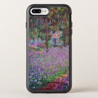 Claude Monet | The Artist's Garden at Giverny OtterBox Symmetry iPhone 8 Plus/7 Plus Case