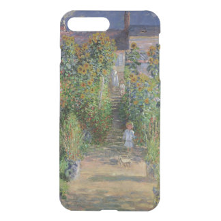 Claude Monet | The Artist's Garden at Vetheuil iPhone 8 Plus/7 Plus Case