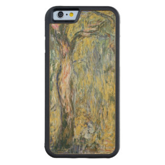 Claude Monet   The Large Willow at Giverny, 1918 Maple iPhone 6 Bumper Case