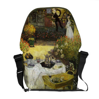 Claude Monet: The Lunch Courier Bag