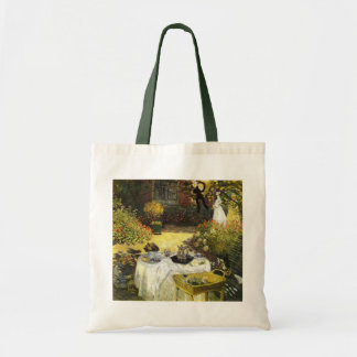 Claude Monet: The Lunch Tote Bag