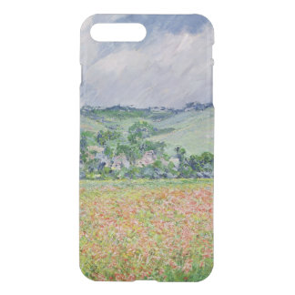 Claude Monet | The Poppy Field near Giverny, 1885 iPhone 8 Plus/7 Plus Case