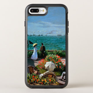 Claude Monet | The Terrace at Sainte-Adresse, 1867 OtterBox Symmetry iPhone 8 Plus/7 Plus Case