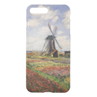 Claude Monet | Tulip Fields Rijnsburg Windmill iPhone 8 Plus/7 Plus Case