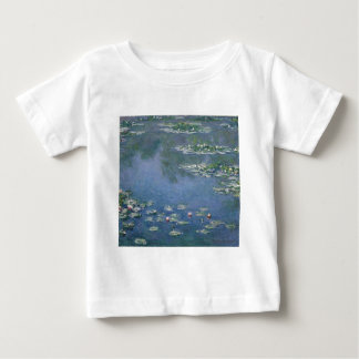 Claude Monet - Water Lilies - 1906 Ryerson Baby T-Shirt