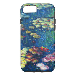 Claude Monet: Water Lilies 3 iPhone 7 Case